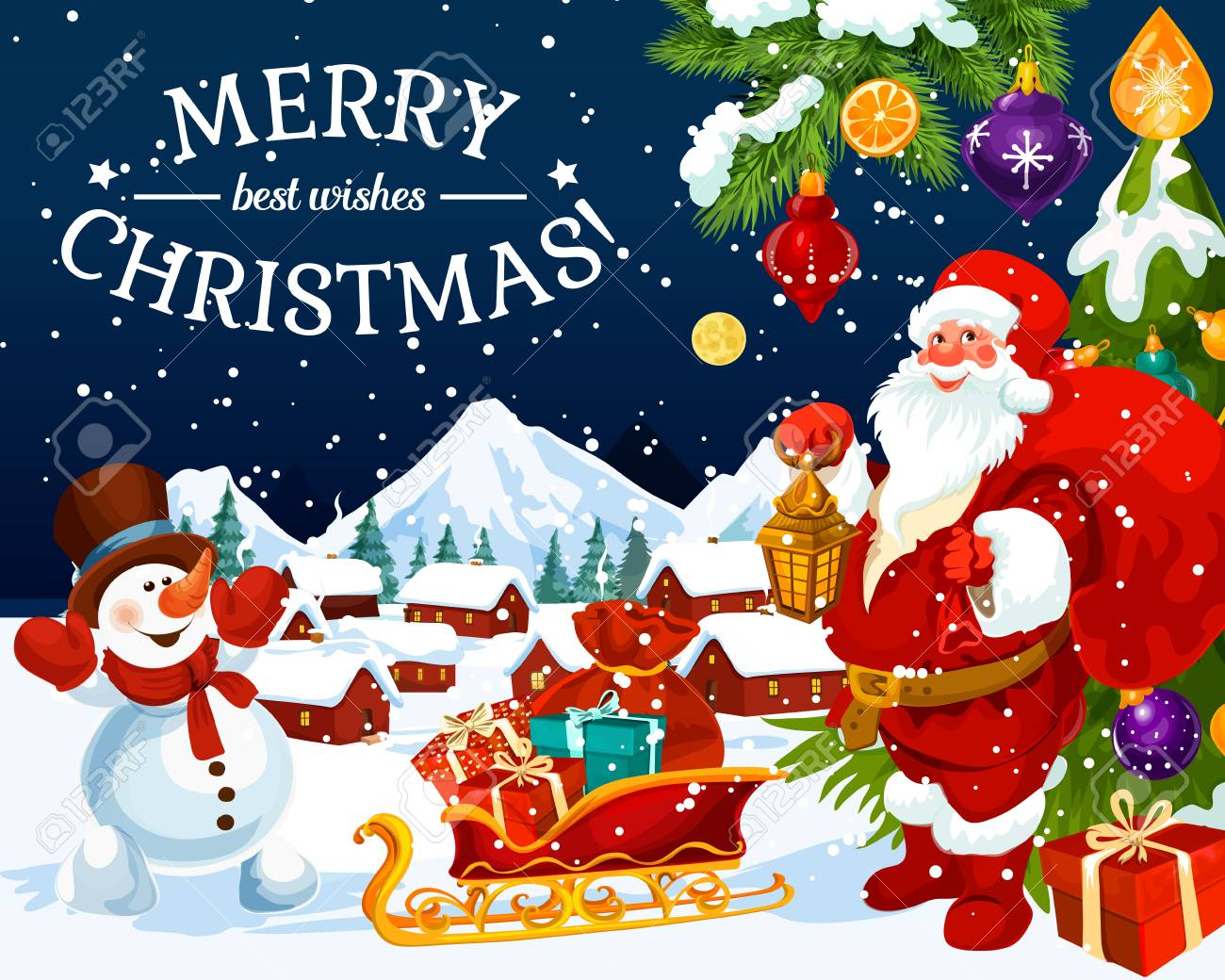Merry Christmas Wishes And Messages For Family – Happy Christmas Greetings For Friends